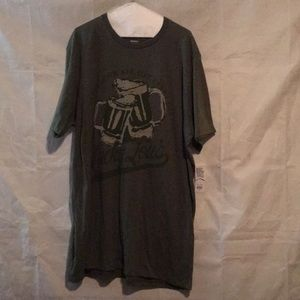Men's Tee Graphic Tee Shirt Size 2XLT NWT